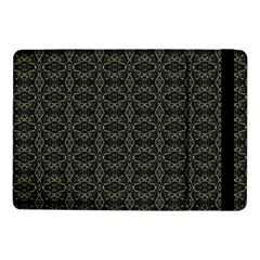 Dark Interlace Tribal  Samsung Galaxy Tab Pro 10.1  Flip Case
