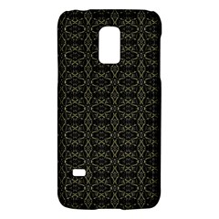 Dark Interlace Tribal  Galaxy S5 Mini