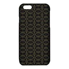 Dark Interlace Tribal  iPhone 6/6S TPU Case