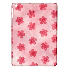 Watercolor Flower Patterns iPad Air Hardshell Cases