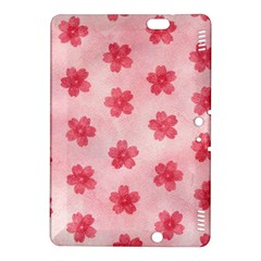 Watercolor Flower Patterns Kindle Fire HDX 8.9  Hardshell Case
