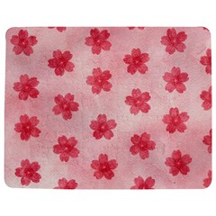 Watercolor Flower Patterns Jigsaw Puzzle Photo Stand (Rectangular)