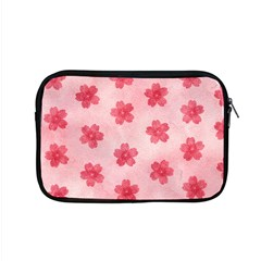 Watercolor Flower Patterns Apple Macbook Pro 15  Zipper Case