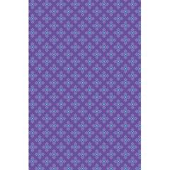Abstract Purple Pattern Background 5.5  x 8.5  Notebooks