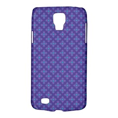 Abstract Purple Pattern Background Galaxy S4 Active