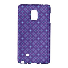 Abstract Purple Pattern Background Galaxy Note Edge