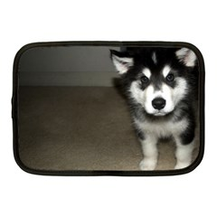 Alaskan Malamute Pup 3 Netbook Case (Medium)
