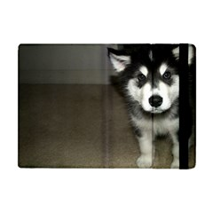 Alaskan Malamute Pup 3 Apple iPad Mini Flip Case