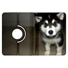 Alaskan Malamute Pup 3 Kindle Fire HDX Flip 360 Case