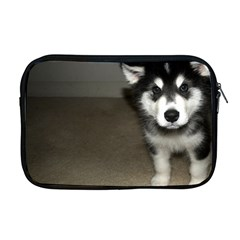 Alaskan Malamute Pup 3 Apple MacBook Pro 17  Zipper Case