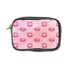 Watercolor Kisses Patterns Coin Purse