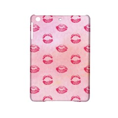 Watercolor Kisses Patterns iPad Mini 2 Hardshell Cases