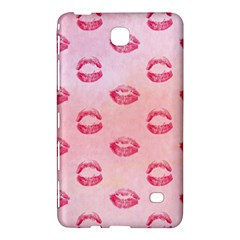 Watercolor Kisses Patterns Samsung Galaxy Tab 4 (7 ) Hardshell Case