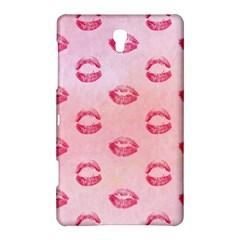 Watercolor Kisses Patterns Samsung Galaxy Tab S (8.4 ) Hardshell Case