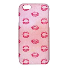 Watercolor Kisses Patterns iPhone 6/6S TPU Case
