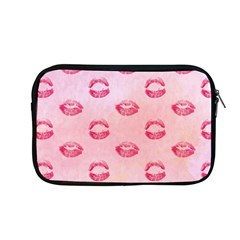 Watercolor Kisses Patterns Apple Macbook Pro 13  Zipper Case