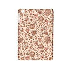 Retro Sketchy Floral Patterns iPad Mini 2 Hardshell Cases