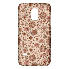 Retro Sketchy Floral Patterns Galaxy S5 Mini
