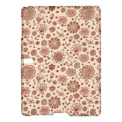 Retro Sketchy Floral Patterns Samsung Galaxy Tab S (10.5 ) Hardshell Case