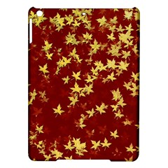 Background Design Leaves Pattern iPad Air Hardshell Cases