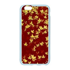 Background Design Leaves Pattern Apple Seamless iPhone 6/6S Case (Color)