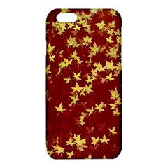Background Design Leaves Pattern iPhone 6/6S TPU Case