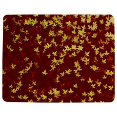 Background Design Leaves Pattern Jigsaw Puzzle Photo Stand (rectangular)