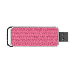 Background Letters Decoration Portable Usb Flash (two Sides)