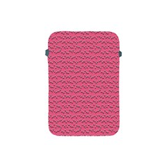 Background Letters Decoration Apple iPad Mini Protective Soft Cases