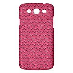 Background Letters Decoration Samsung Galaxy Mega 5.8 I9152 Hardshell Case