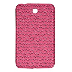 Background Letters Decoration Samsung Galaxy Tab 3 (7 ) P3200 Hardshell Case
