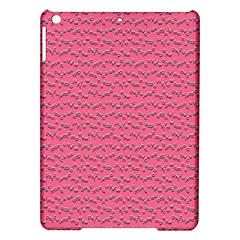 Background Letters Decoration iPad Air Hardshell Cases