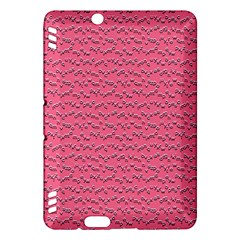 Background Letters Decoration Kindle Fire HDX Hardshell Case