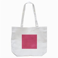 Background Letters Decoration Tote Bag (White)