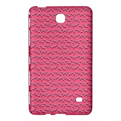 Background Letters Decoration Samsung Galaxy Tab 4 (8 ) Hardshell Case