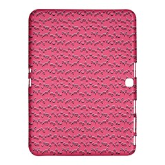 Background Letters Decoration Samsung Galaxy Tab 4 (10.1 ) Hardshell Case