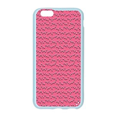Background Letters Decoration Apple Seamless iPhone 6/6S Case (Color)