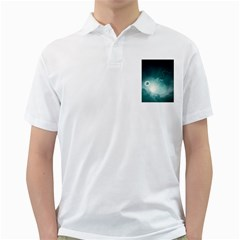 Astronaut Space Travel Gravity Golf Shirts