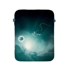 Astronaut Space Travel Gravity Apple iPad 2/3/4 Protective Soft Cases