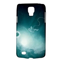 Astronaut Space Travel Gravity Galaxy S4 Active