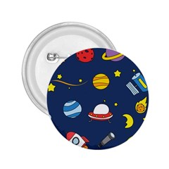 Space Background Design 2 25  Buttons