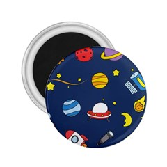 Space Background Design 2 25  Magnets