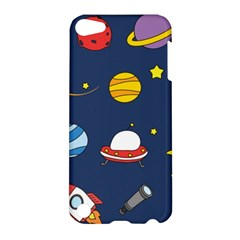 Space Background Design Apple iPod Touch 5 Hardshell Case