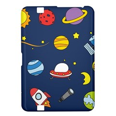 Space Background Design Kindle Fire HD 8.9