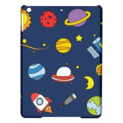 Space Background Design iPad Air Hardshell Cases