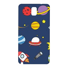 Space Background Design Samsung Galaxy Note 3 N9005 Hardshell Back Case