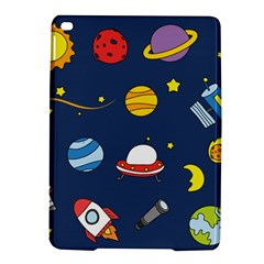 Space Background Design iPad Air 2 Hardshell Cases