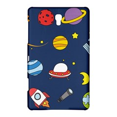 Space Background Design Samsung Galaxy Tab S (8.4 ) Hardshell Case