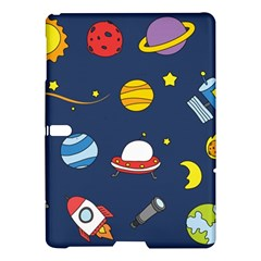 Space Background Design Samsung Galaxy Tab S (10.5 ) Hardshell Case