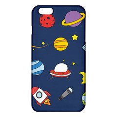 Space Background Design iPhone 6 Plus/6S Plus TPU Case